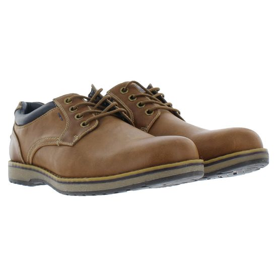 Men/'s Van Heusen Shoes style Larry color Black Pick your Size